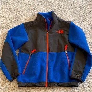 The north face boys Denali jacket